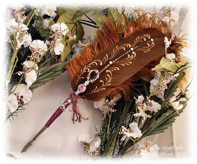 Feathers Sacred Wicca