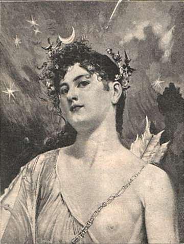 Goddess Aradia | Sacred Wicca